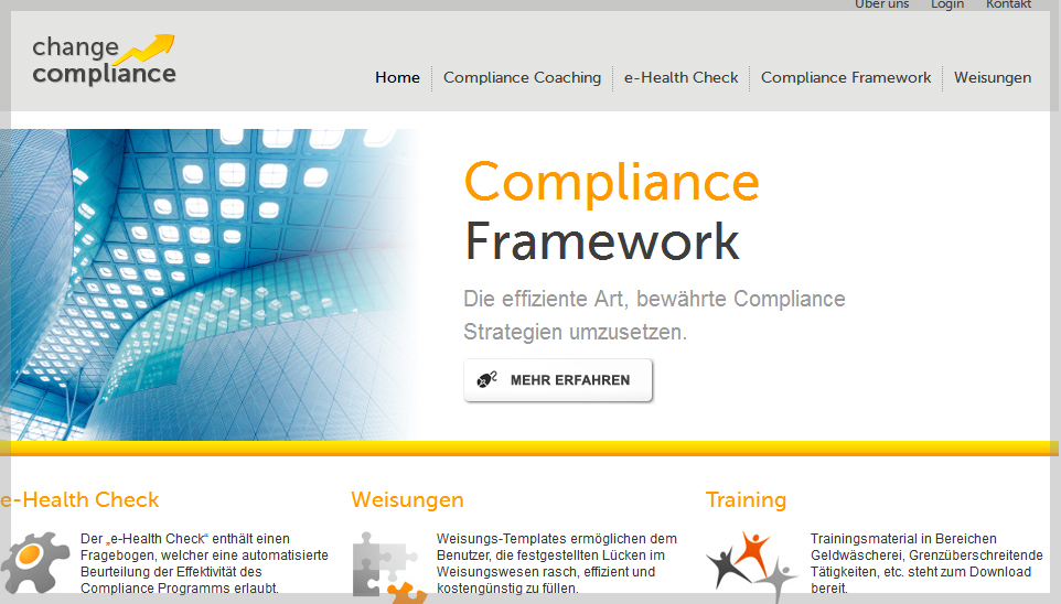 change compliance