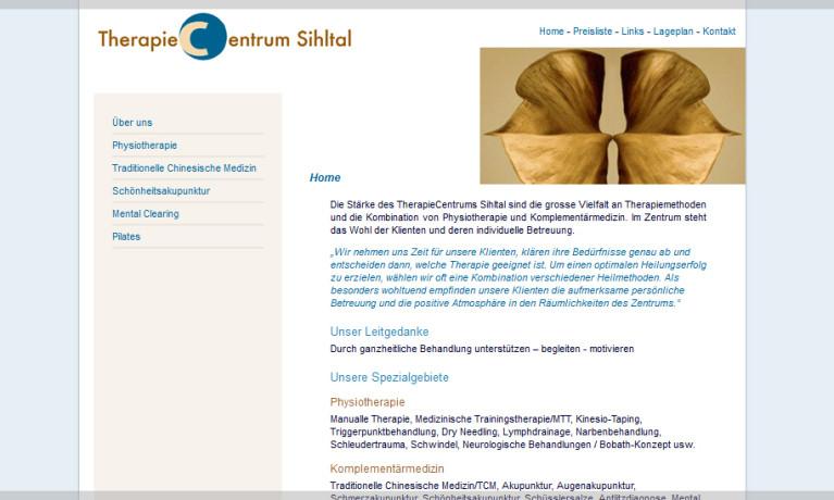TherapieCentrum Sihltal